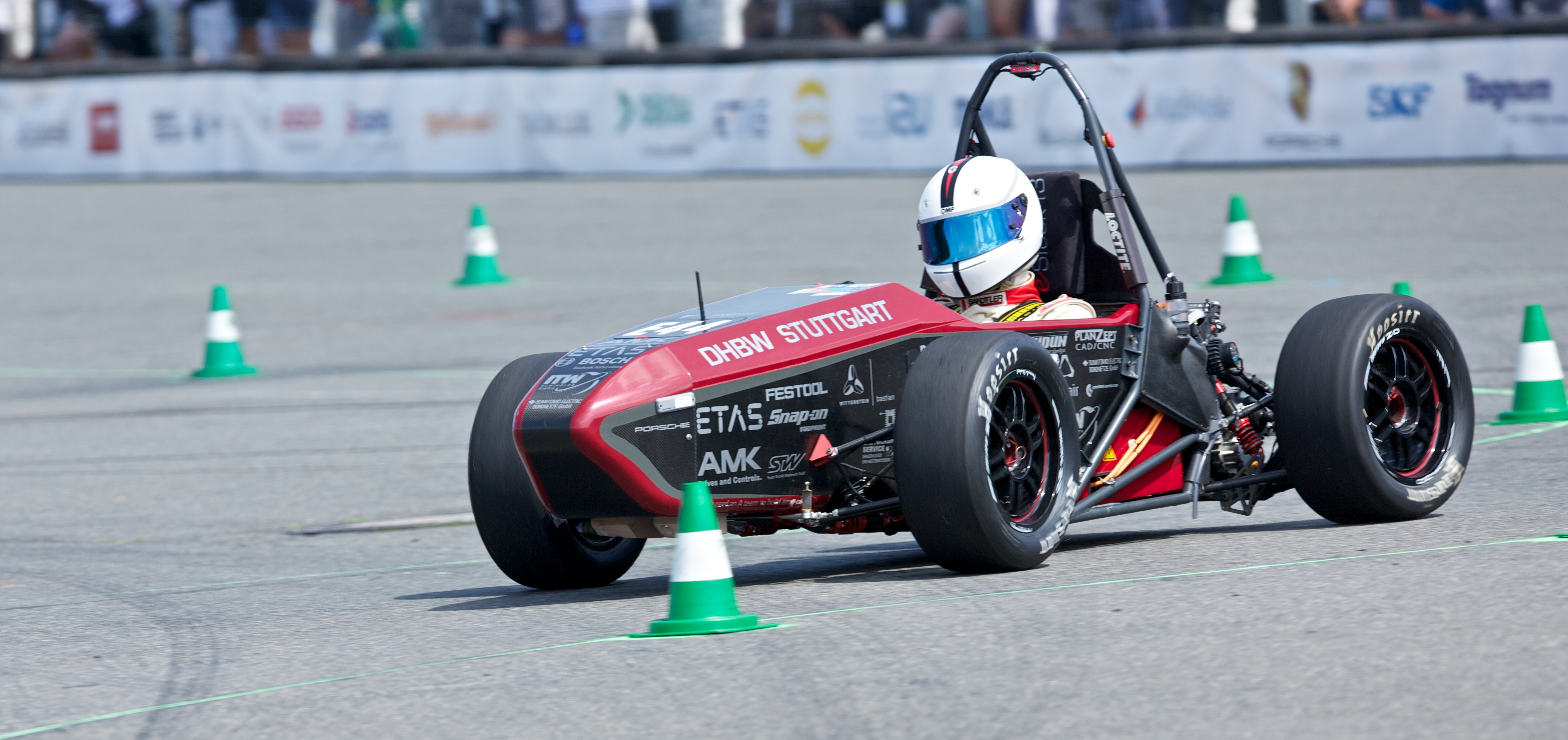 Magnets For Cars >> Formula Student Electric | AMK