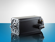 Convection-cooled DT 10 servo motors
