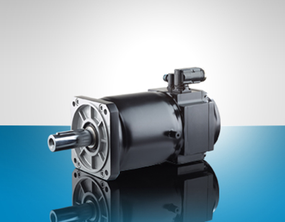 Liquid-cooled DT 13 servo motors