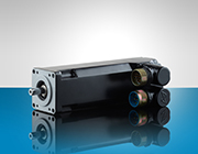 Convection-cooled DT 3 servo motors