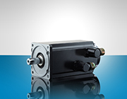 Convection-cooled DT 5 servo motors