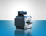 Convection-cooled DTK 5 servo motors