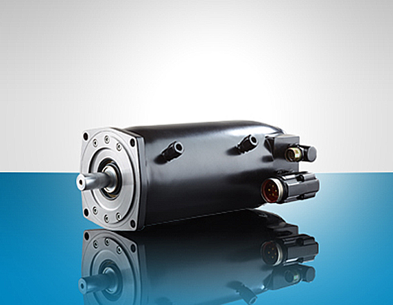 Liquid-cooled DT 5 servo motors