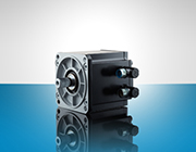 Convection-cooled DTK 7 servo motors