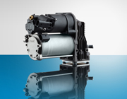 Compressors for air suspension systems