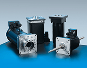 Hollow-shaft motors SPINDASYN