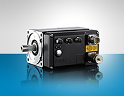 Inverter-integrated motors iDT